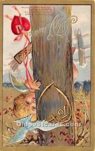 val002176 - Valentines Day Post Cards Old Vintage Antique Postcards