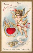 val002181 - Valentines Day Post Cards Old Vintage Antique Postcards