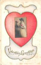 val002192 - Valentines Day Post Cards Old Vintage Antique Postcards