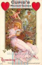 val002211 - Valentines Day Post Cards Old Vintage Antique Postcards