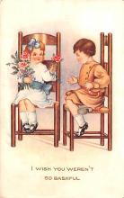 val003065 - Valentines Day Post Card Old Vintage Antique