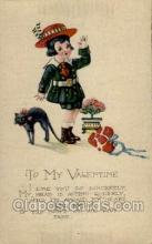 val050003 - Valentines Day Postcard Postcards