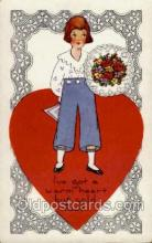 val050006 - Valentines Day Postcard Postcards