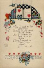 val050012 - Valentines Day Postcard Postcards