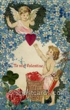 val050016 - Valentines Day Postcard Postcards