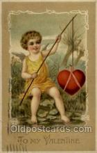 val050018 - Valentines Day Postcard Postcards