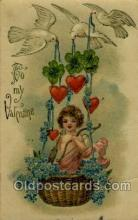 val050020 - Valentines Day Postcard Postcards