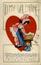 val050021 - Valentines Day Postcard Postcards