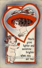 val050023 - Valentines Day Postcard Postcards