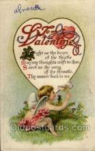 val050024 - Valentines Day Postcard Postcards