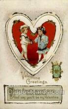 val050030 - Valentines Day Postcard Postcards