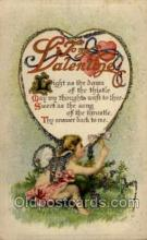 val050031 - Valentines Day Postcard Postcards