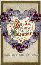 val050033 - Valentines Day Postcard Postcards