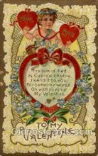 val050036 - Valentines Day Postcard Postcards