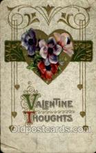 val050037 - Valentines Day Postcard Postcards