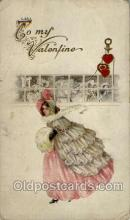 val050038 - Valentines Day Postcard Postcards