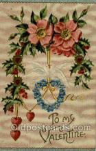 val050049 - Valentines Day Postcard Postcards