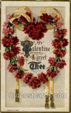 val050052 - Valentines Day Postcard Postcards