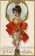 val050053 - Valentines Day Postcard Postcards