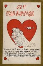 val050061 - Valentines Day Postcard Postcards