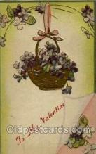 val050092 - Valentines Day Postcard Postcards