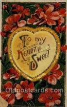 val050093 - Valentines Day Postcard Postcards