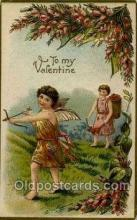 val050098 - Valentines Day Postcard Postcards