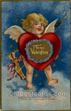 val050126 - Valentines Day Postcard Postcards