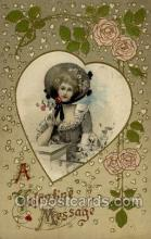 val050127 - Valentines Day Postcard Postcards