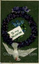 val050131 - Valentines Day Postcard Postcards
