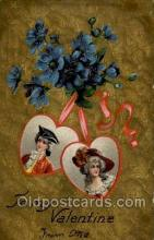 val050134 - Valentines Day Postcard Postcards