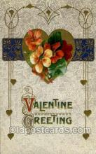 val050137 - Valentines Day Postcard Postcards