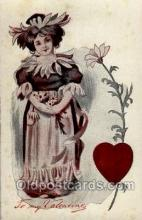 val050143 - Valentines Day Postcard Postcards