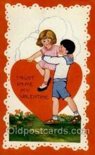 val050153 - Valentines Day Postcard Postcards