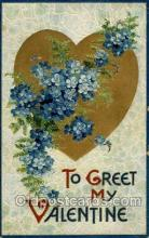 val050158 - Valentines Day Postcard Postcards