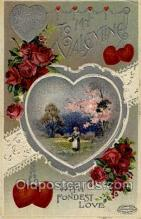 val050170 - Valentines Day Postcard Postcards