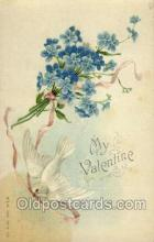 val050181 - Valentines Day Postcard Postcards