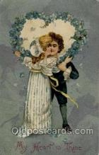 val050193 - Valentines Day Postcard Postcards