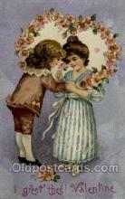 val050195 - Valentines Day Postcard Postcards