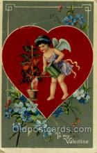 val050223 - Valentines Day Postcard Postcards
