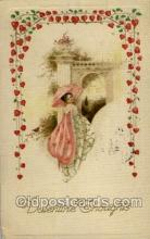 val050249 - Valentines Day Postcard Postcards