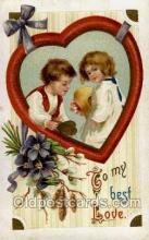 val050251 - Valentines Day Postcard Postcards
