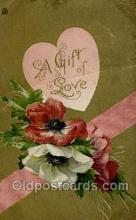 val050255 - Valentines Day Postcard Postcards