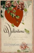 val050258 - Valentines Day Postcard Postcards