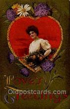 val050280 - Valentines Day Postcard Postcards