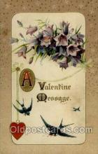 val050292 - Valentines Day Postcard Postcards
