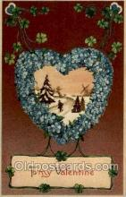 val050302 - Valentines Day Postcard Postcards