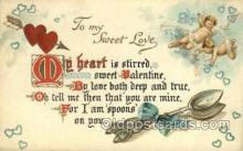 val050311 - Valentines Day Postcard Post Cards