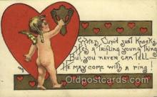 val050318 - Artist HBG Valentines Day Postcard Post Cards