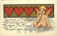 val050319 - Artist HBG Valentines Day Postcard Post Cards